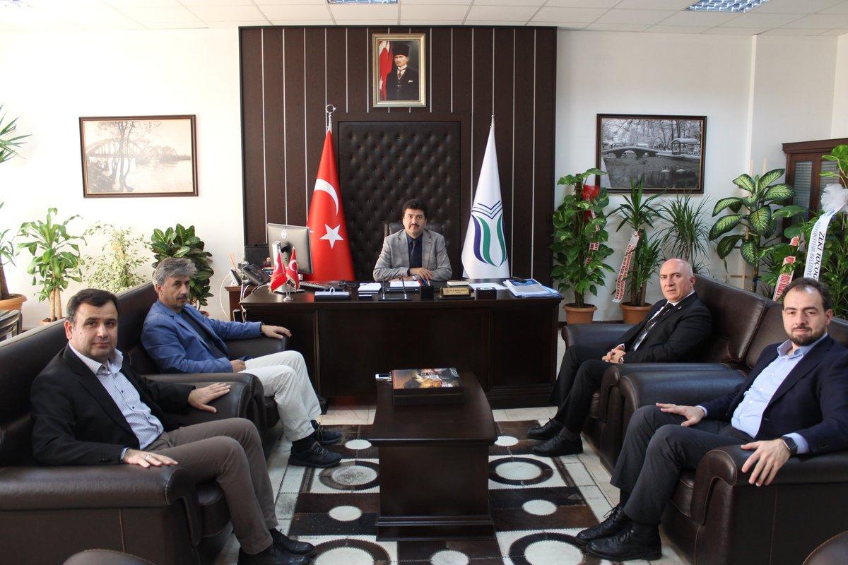 Sakarya Uyg.Bil. Üniversitesi Ziyareti