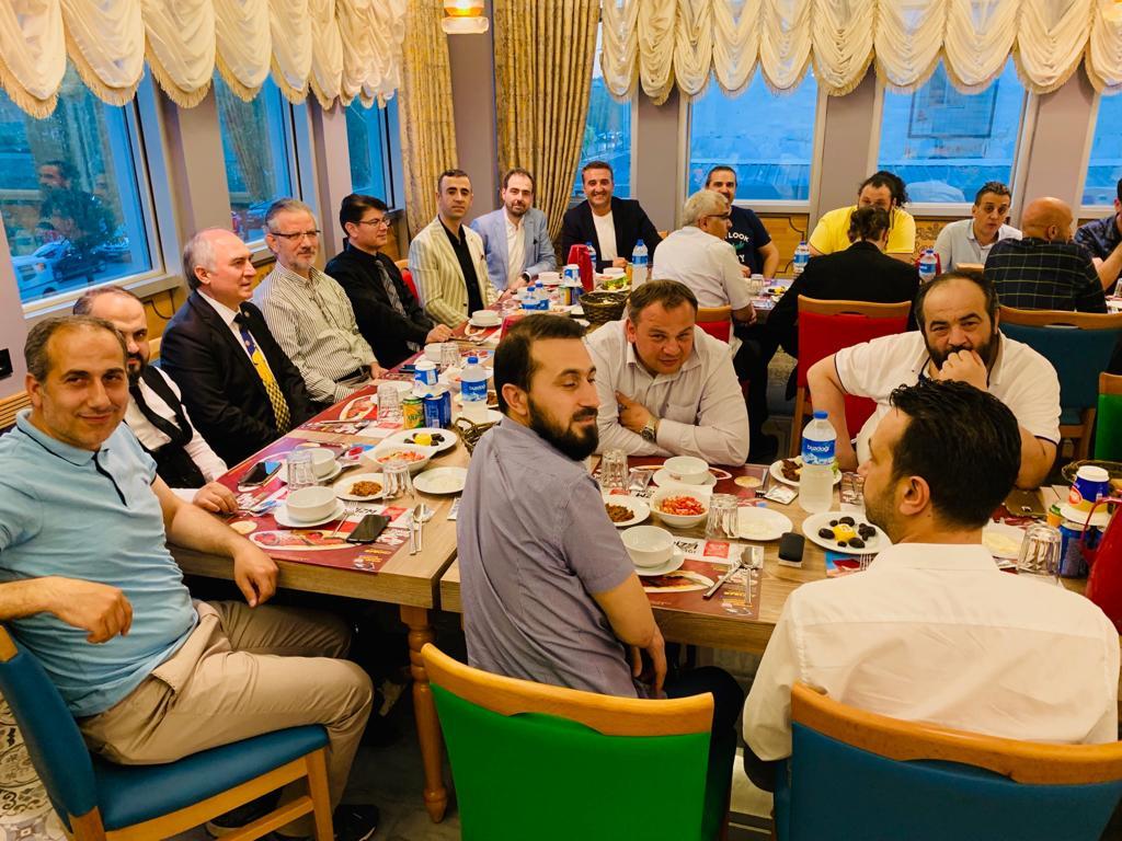 Geleneksel 13. iftar programı