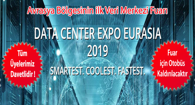 Data Center Expo 2019 Fuarı